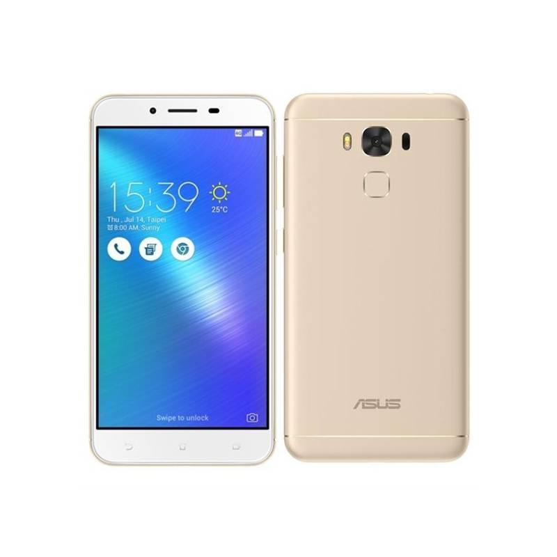 Mobilný telefón Asus ZenFone 3 Max ZC553KL (ZC553KL-4G032WW) zlatý Software F-Secure SAFE, 3 zařízení / 6 měsíců (zdarma)