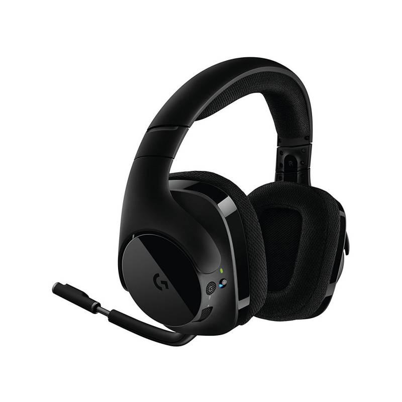 Headset Logitech Gaming G533 Wireless (981-000634) čierny