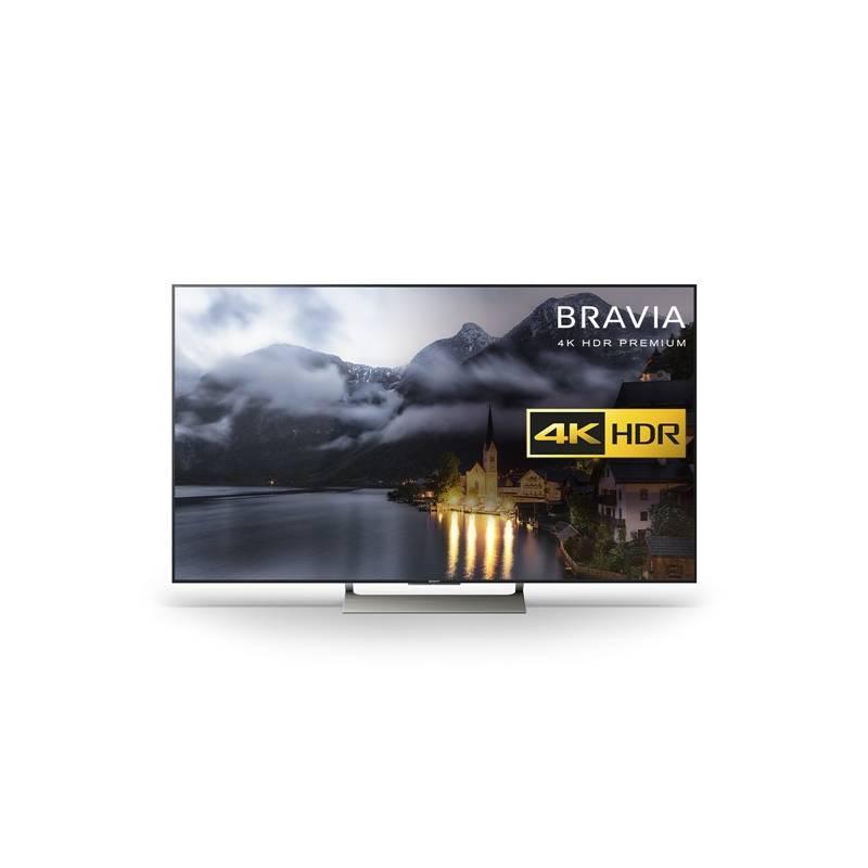 Televízor Sony KD-75XE9005B čierna