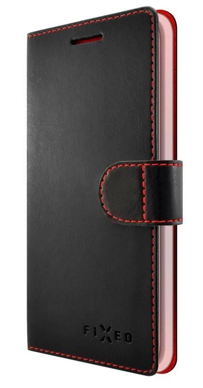 Puzdro na mobil flipové FIXED FIT pro Xiaomi Redmi Note 5 (FIXFIT-281-BK) čierne