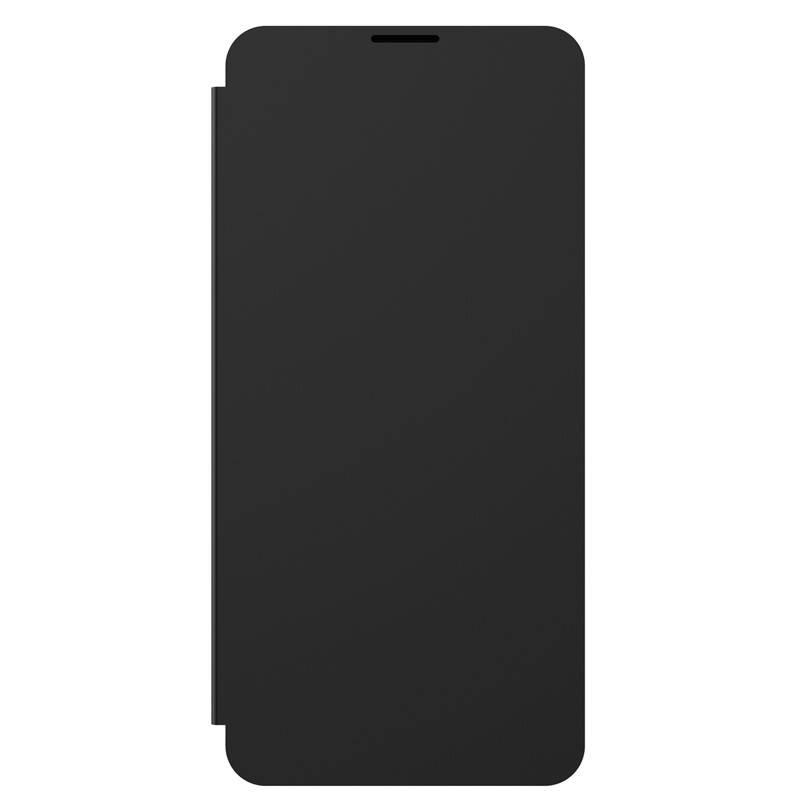 Púzdro na mobil flipové Samsung Galaxy A71 (GP-FWA715AMABW) čierne