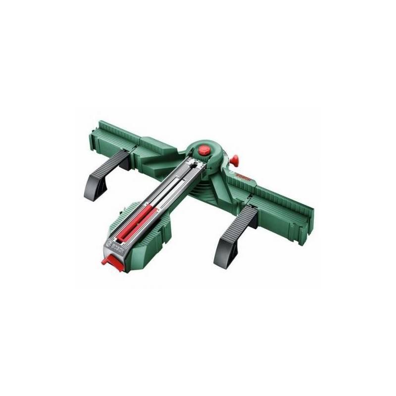 Príslušenstvo Bosch PLS 300, pracovní stanice ke kmitacím pilkám strieborné/zelené