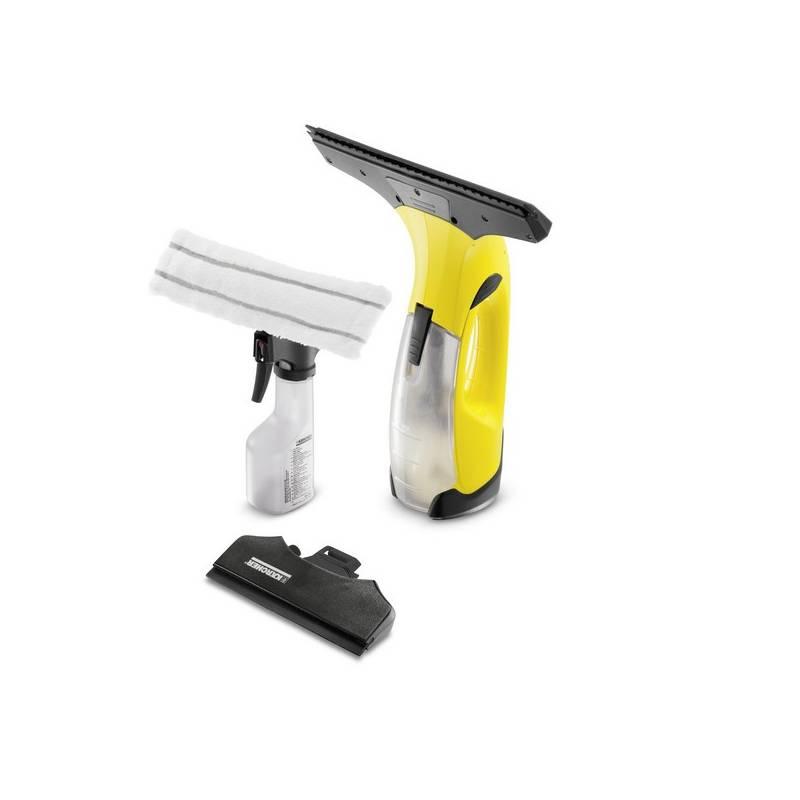 Čistič okien Kärcher WV 2 Premium (1.633-430.0) žltý Čistící přípravek na koupelny YOU 500 ml (zdarma)