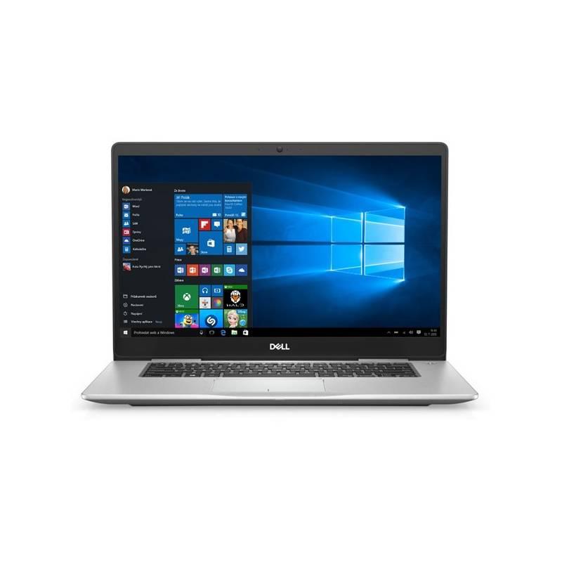 Notebook Dell Inspiron 15 7000 (7570) (7570-36683) strieborný Software F-Secure SAFE, 3 zařízení / 6 měsíců (zdarma) + Doprava zadarmo