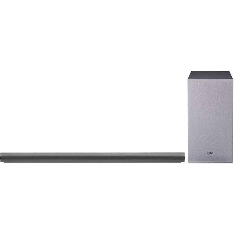 Soundbar LG SJ6 strieborný