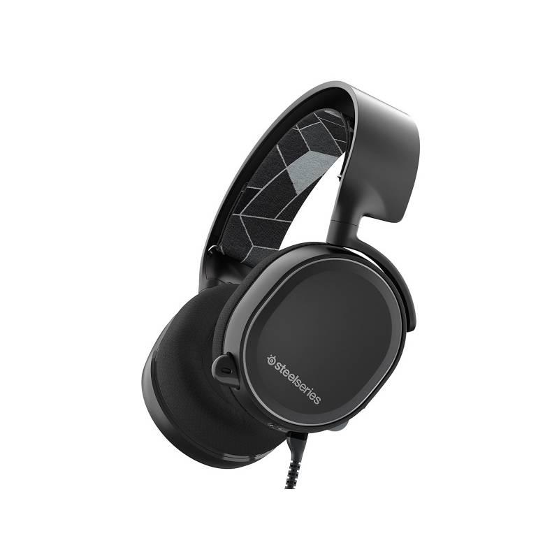 Headset SteelSeries Arctis 3 (61433) čierny