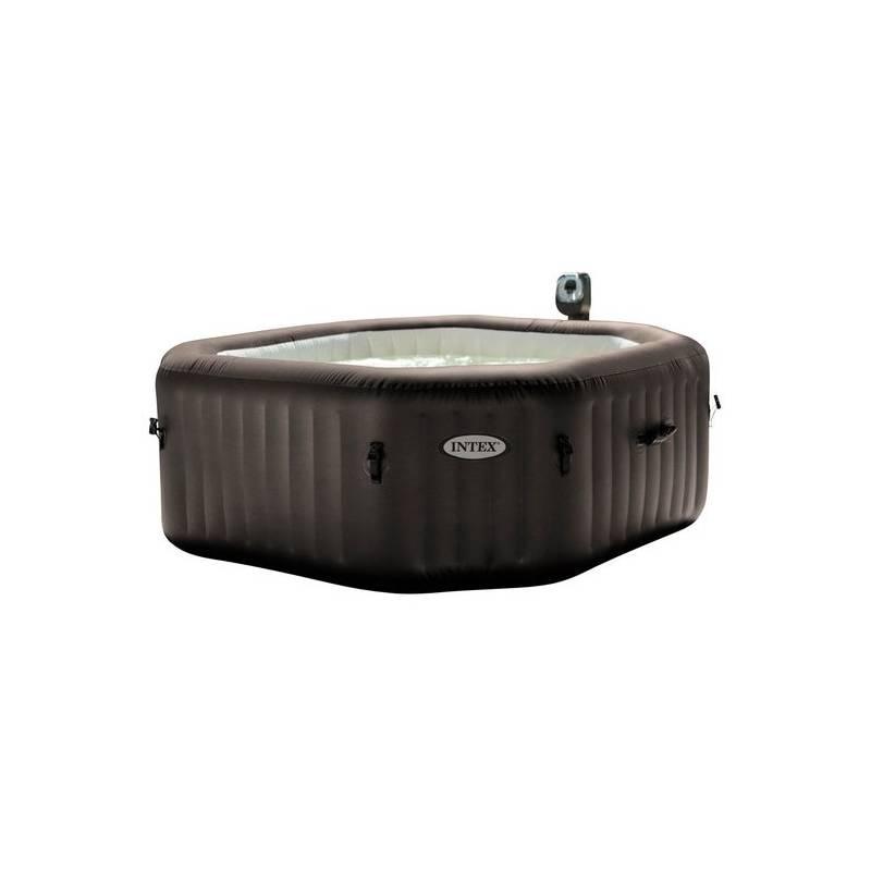 jacuzzi intex pure spa 79 jet bubble massage octagon 128454gn. Black Bedroom Furniture Sets. Home Design Ideas