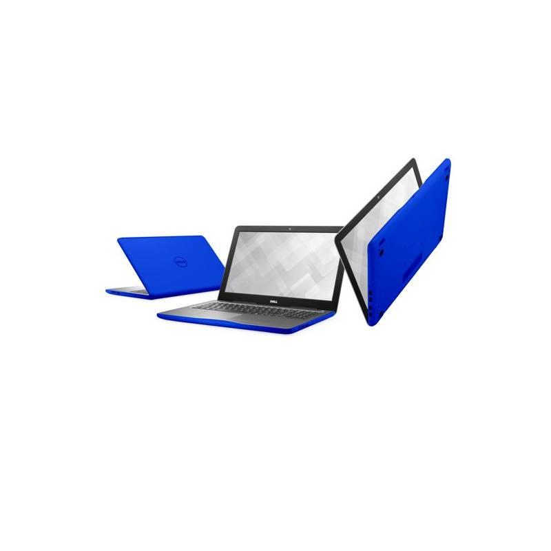 Notebook Dell Inspiron 15 5000 (5567) (N-5567-N2-712B) modrý Software F-Secure SAFE 6 měsíců pro 3 zařízení (zdarma) + Doprava zadarmo