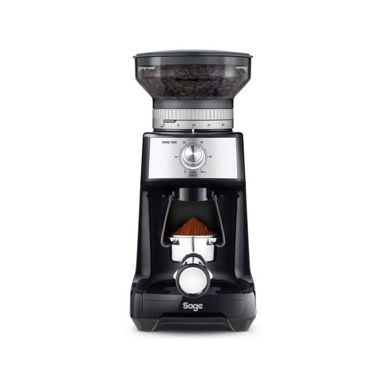 Mlynček na kávu SAGE BCG600BKS čierny