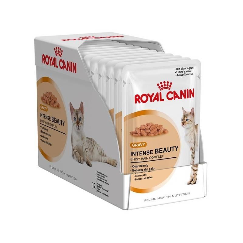 Kapsička Royal Canin Canin Intense Beauty v želé 12 x 85g
