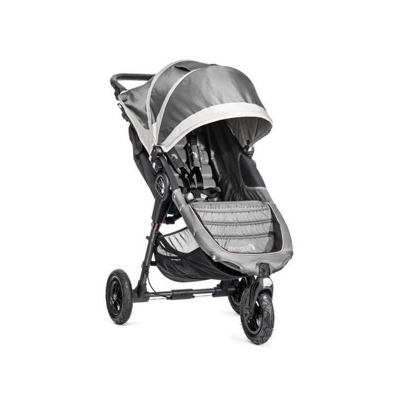 Kočík športový Baby Jogger City Mini GT 2016 Steel Gray + Doprava zadarmo