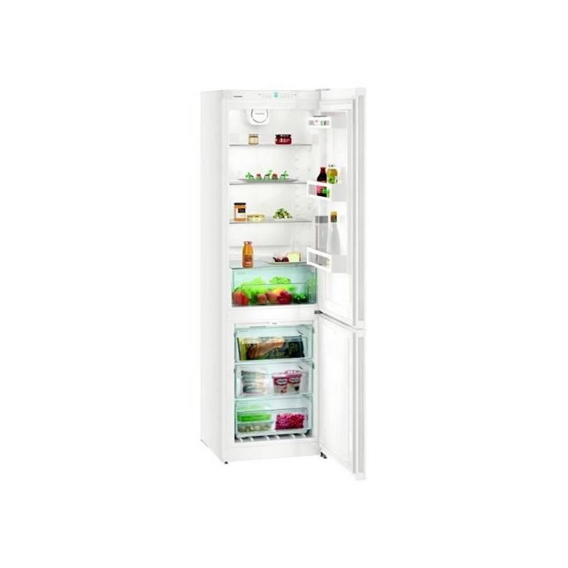 Kombinácia chladničky s mrazničkou Liebherr Comfort CN 4813 biela + Doprava zadarmo