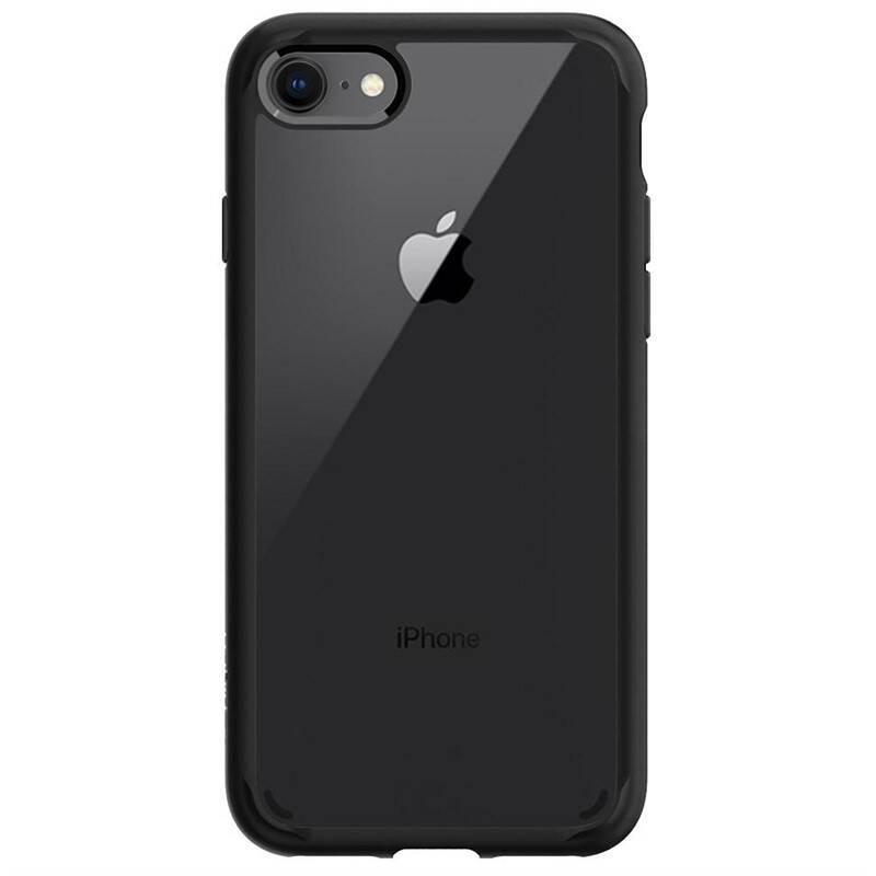 Kryt na mobil Spigen Ultra Hybrid 2 na Apple iPhone 7/8/SE (2020) (042CS20926) čierny