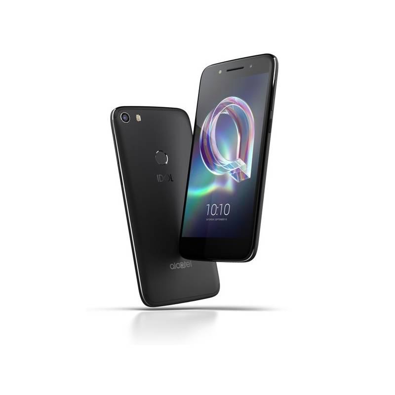 Mobilný telefón ALCATEL IDOL 5 6058D Dual SIM (6058D-2AALE17) čierny Hra WIKI Člověče nezlob se (zdarma)