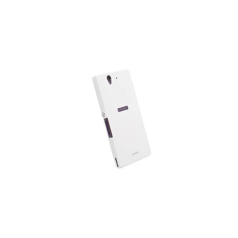 Kryt na mobil Krusell COLORCOVER pro Sony Xperia Z (897996) bílý