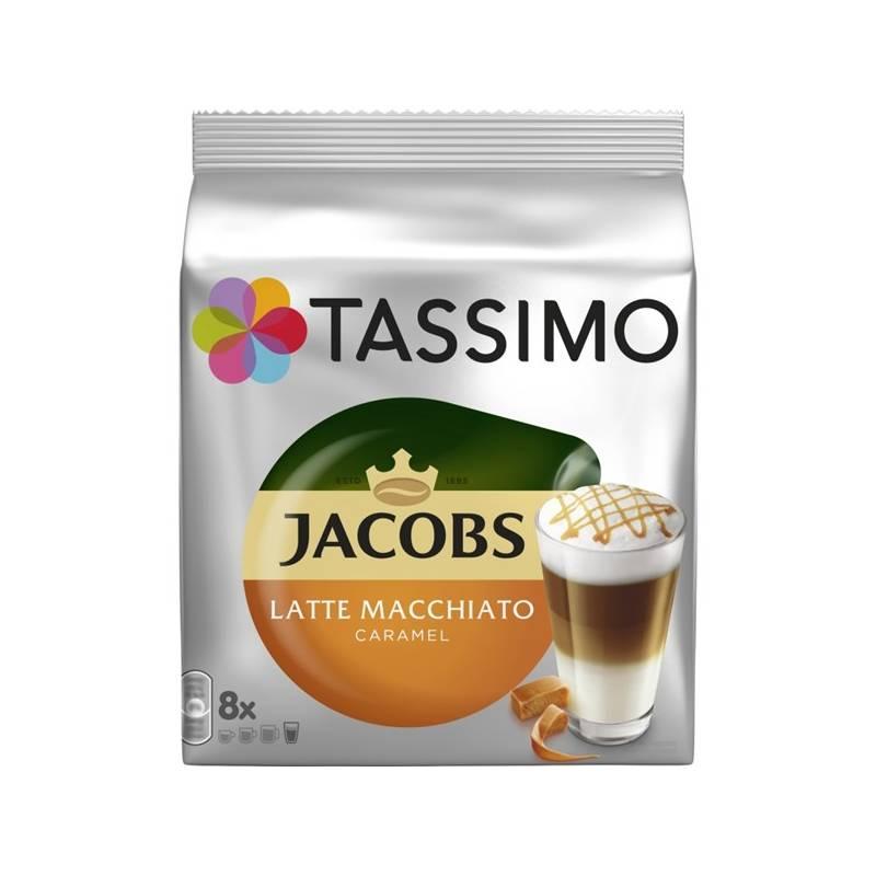 Kapsule pre espressa Tassimo Jacobs Krönung Latte Macchiato Caramel 268g