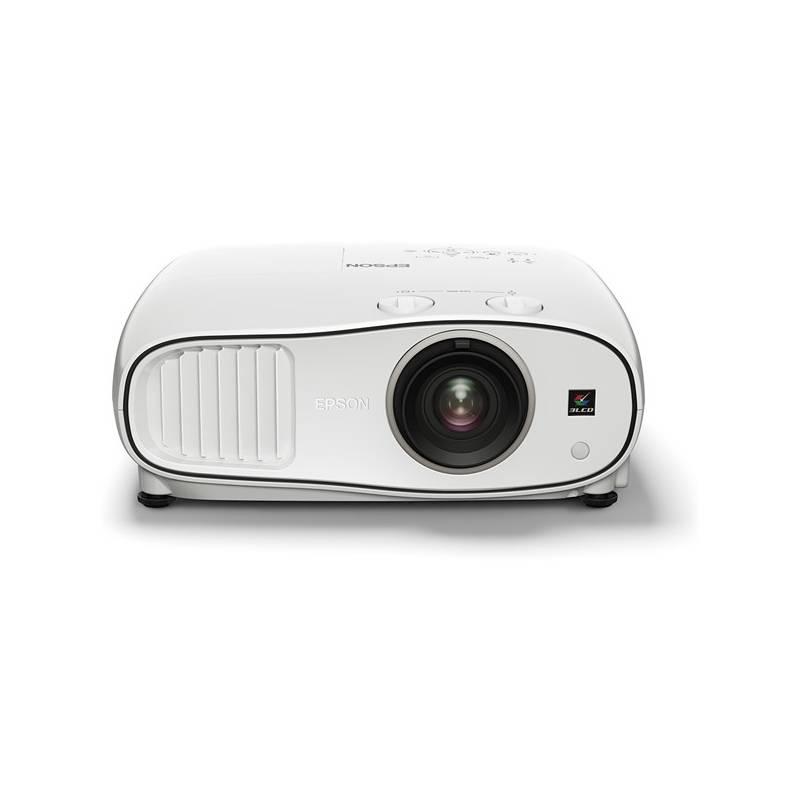 Projektor Epson EH-TW6700W (V11H829040) biely + Doprava zadarmo