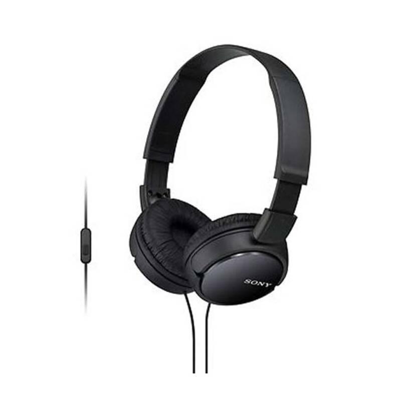 Slúchadlá Sony MDRZX110APB.CE7 (MDRZX110APB.CE7) čierna