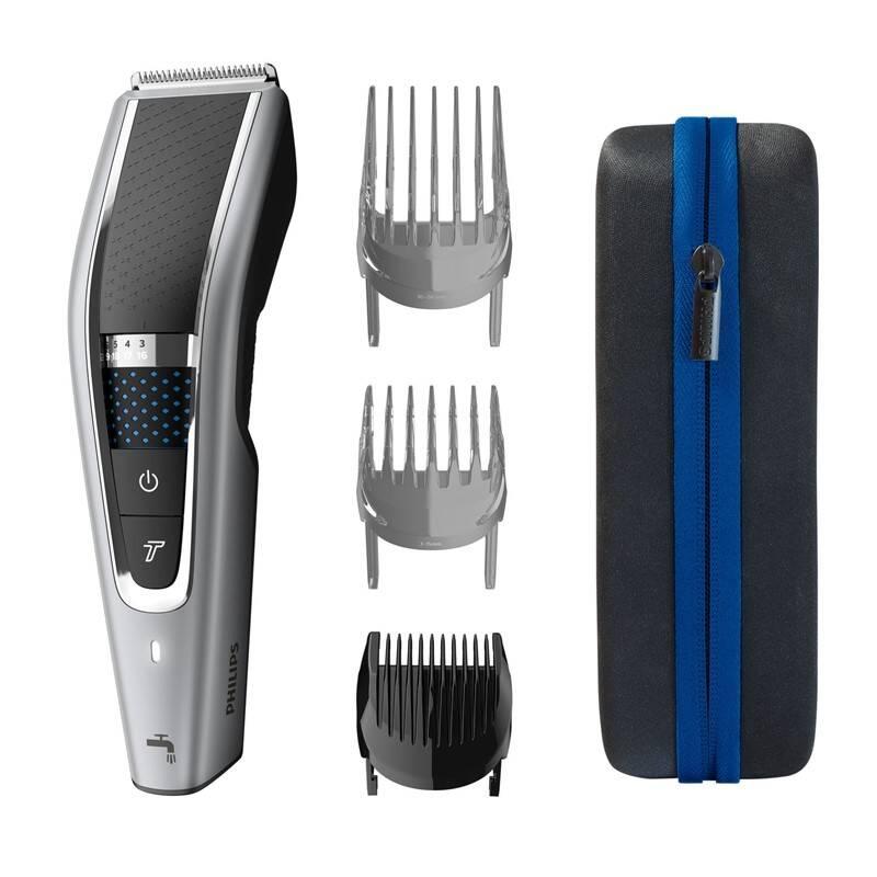 Zastrihávač vlasov Philips Series 5000 HC5650/15 sivý + Doprava zadarmo