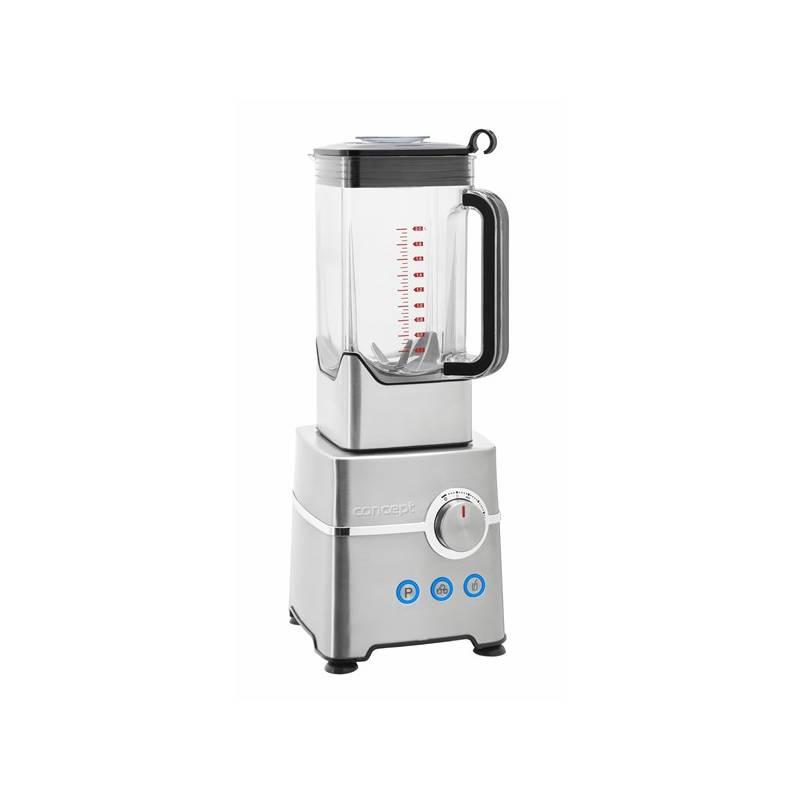 Stolní mixér Concept Premium Line SM3000 černý/nerez