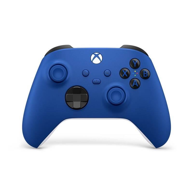 Gamepad Microsoft Xbox Series Wireless (QAU-00002) modrý