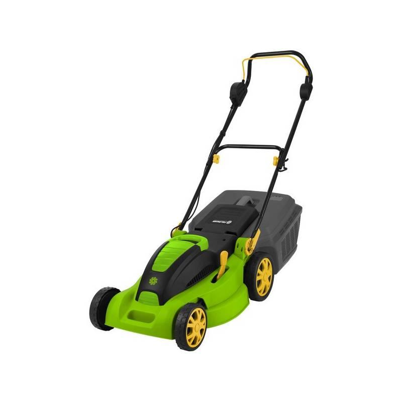 Kosačka Fieldmann FZR 2040 E elektrická čierna/zelená + Doprava zadarmo