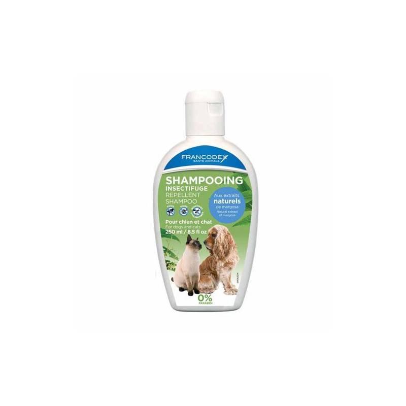 Šampón Francodex repelentní Fresh pes, kočka 250 ml