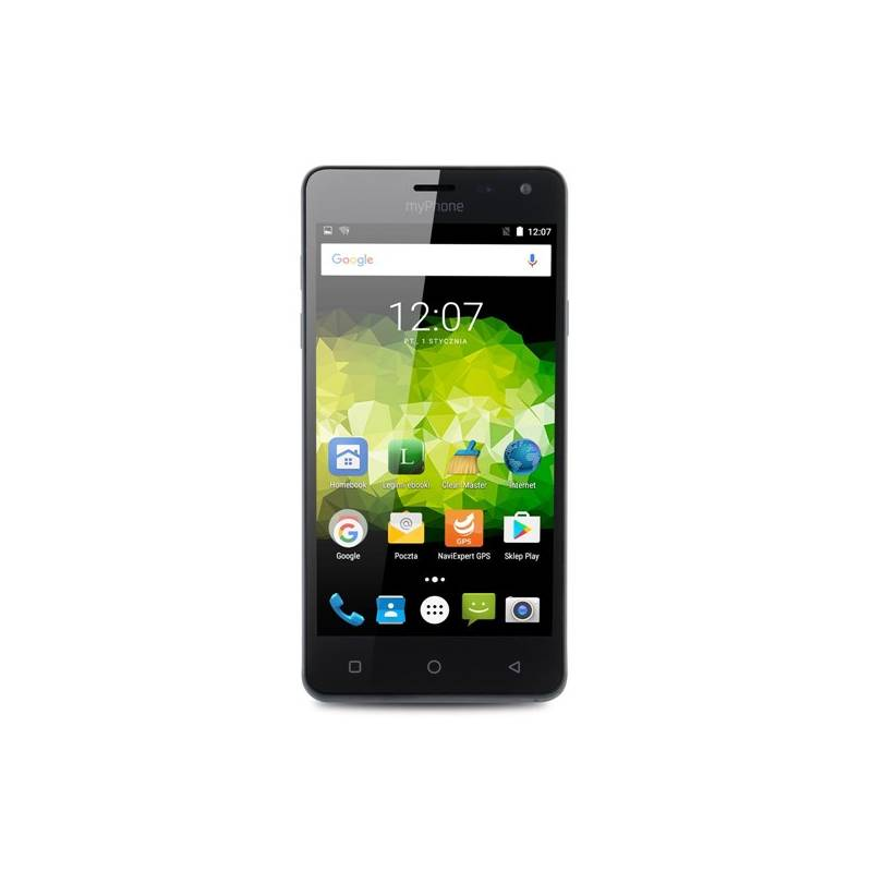 Mobilný telefón myPhone PRIME PLUS (TELMYAPRIMEPBK) čierny Software F-Secure SAFE, 3 zařízení / 6 měsíců (zdarma) + Doprava zadarmo