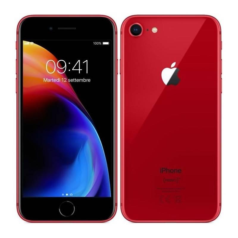 Mobilný telefón Apple iPhone 8 256GB (PRODUCT)RED Special Edition (MRRN2CN/A) + Doprava zadarmo