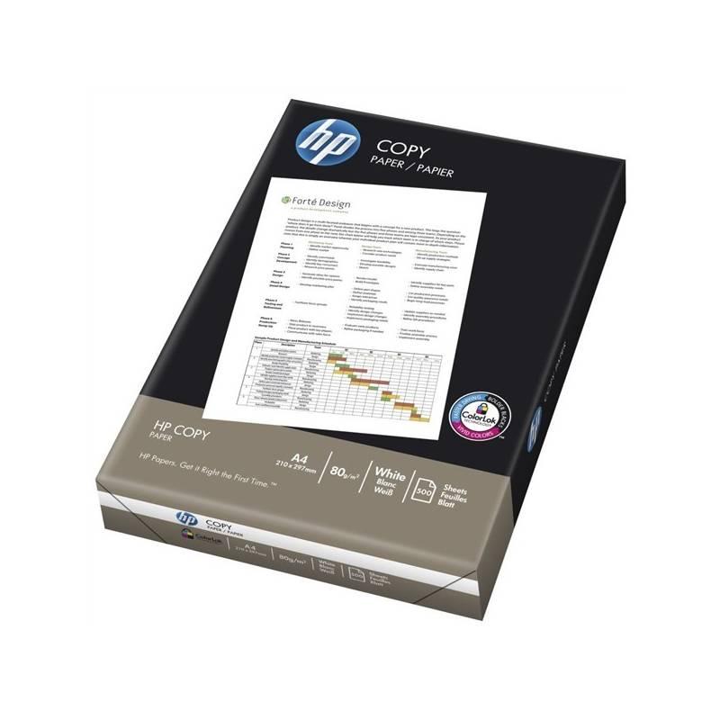 Papiere do tlačiarne HP Copy 80g, 500 listů (CHP910)