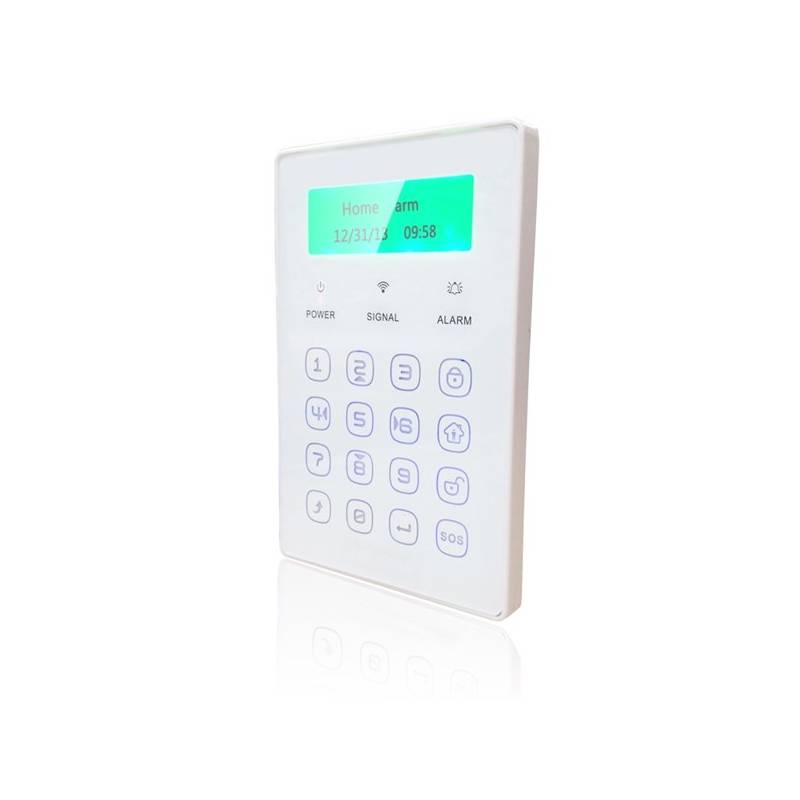 Alarm iGET SECURITY P13 (SECURITY P13) biely