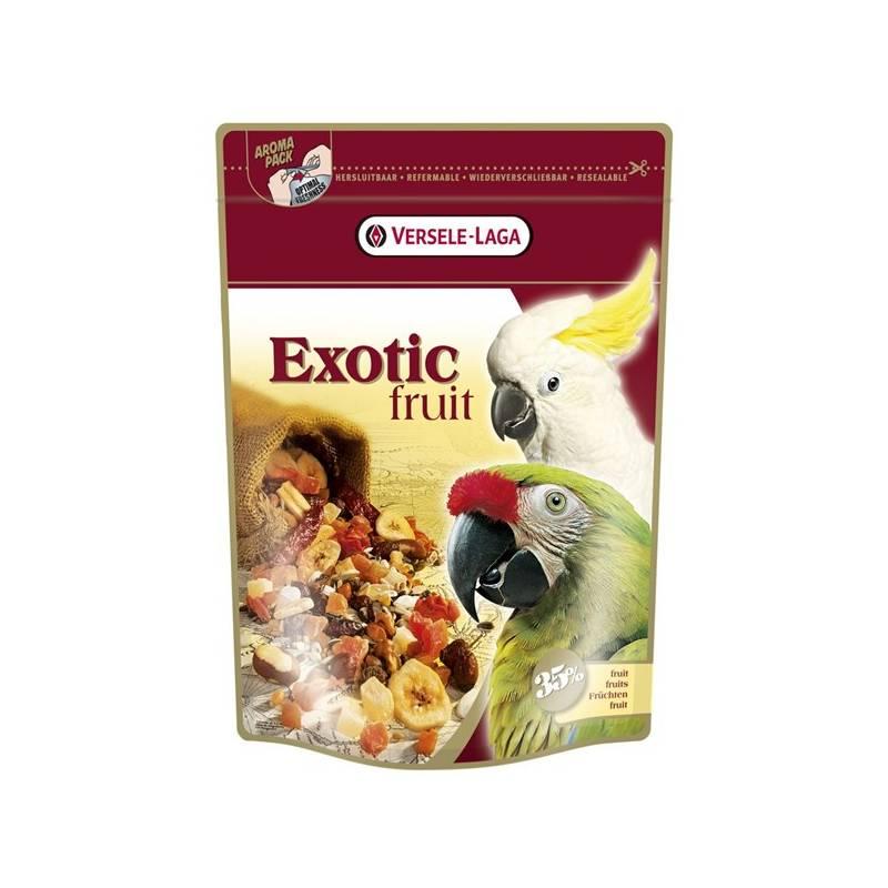 Krmivo Versele-Laga Exotic Fruit zmes ovocia pre veľké papagáje 600 g