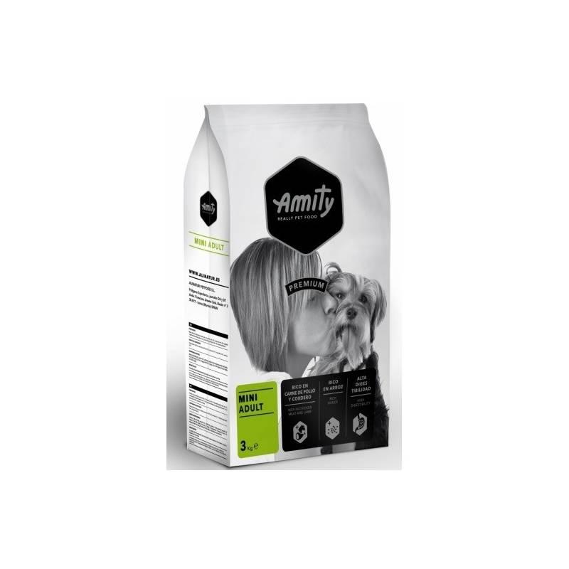 Granule Amity premium dog ADULT MINI 3kg