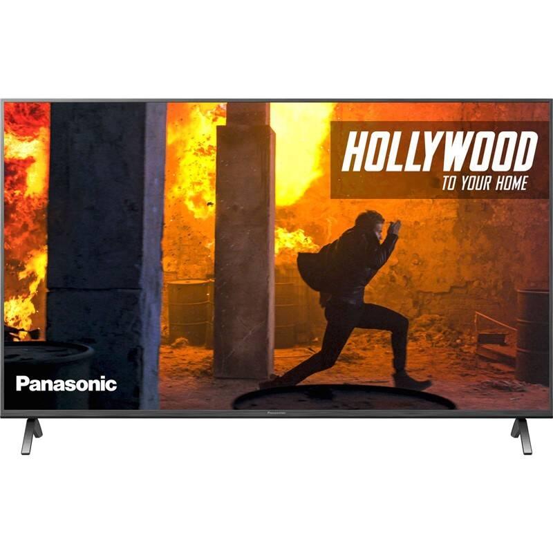 Televízor Panasonic TX-49HX900E strieborná + Doprava zadarmo