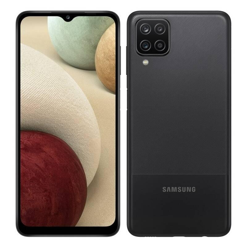 Mobilný telefón Samsung Galaxy A12 32 GB (SM-A127FZKUEUE) čierny