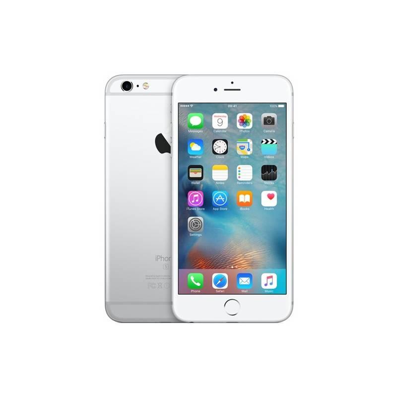 Mobilný telefón Apple iPhone 6s Plus 128GB - Silver (MKUE2CN/A) strieborný Software F-Secure SAFE 6 měsíců pro 3 zařízení (zdarma) + Doprava zadarmo