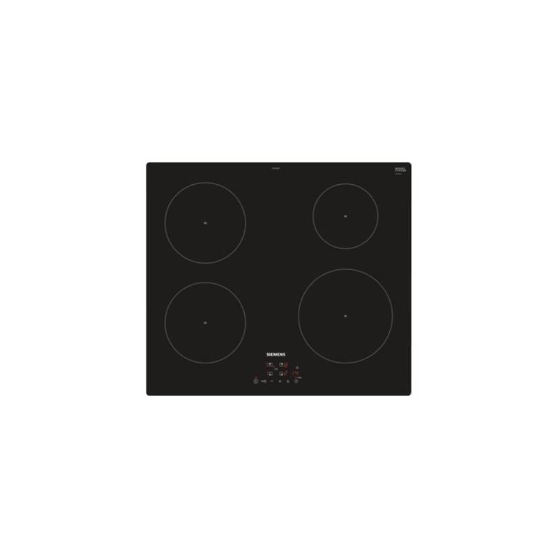 Indukční varná deska Siemens EU611BEB1E černá
