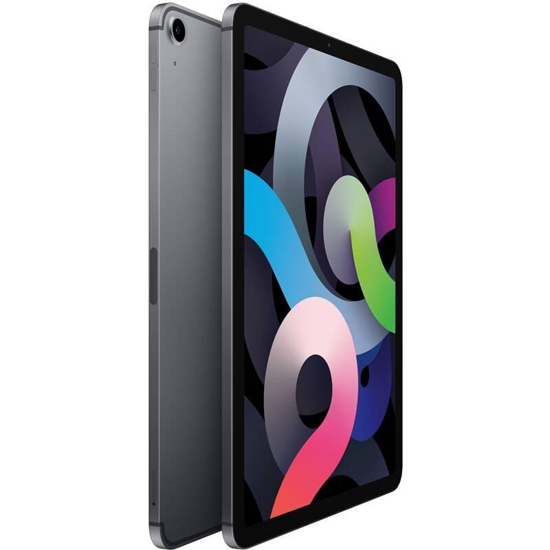 Tablet Apple iPad Air (2020) Wi-Fi + Cellular 64GB - Space Grey (MYGW2FD/A)