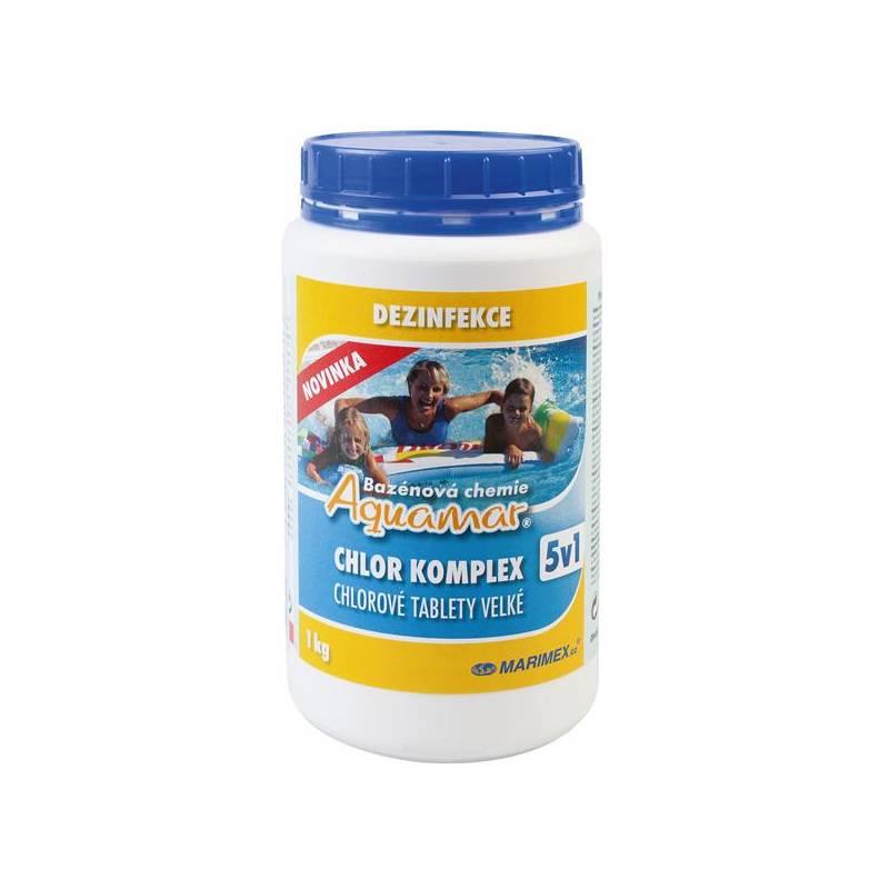 Bazénová chémia Marimex AQuaMar Komplex 5v1 1kg