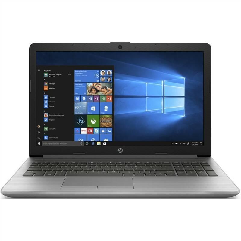 Notebook HP 250 G7 (6EC31EA#BCM) strieborný + Doprava zadarmo