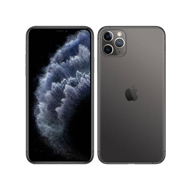 Mobilní telefon Apple iPhone 11 Pro Max 256 GB - Space Gray (MWHJ2CN/A)