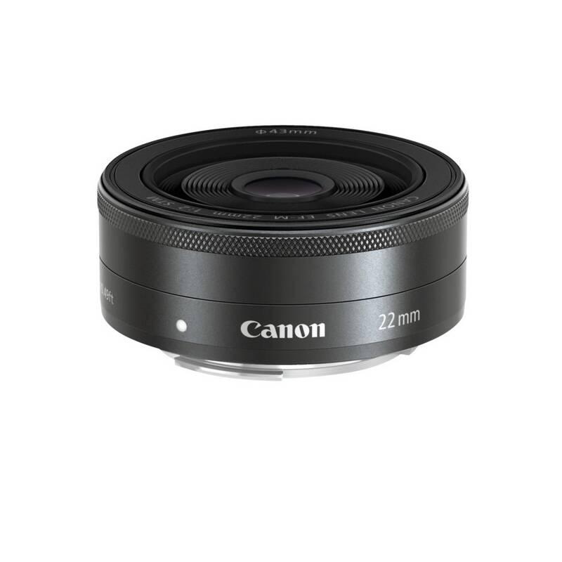 Objektív Canon EF-M 22 mm f/2.0 STM (5985B005) + Doprava zadarmo