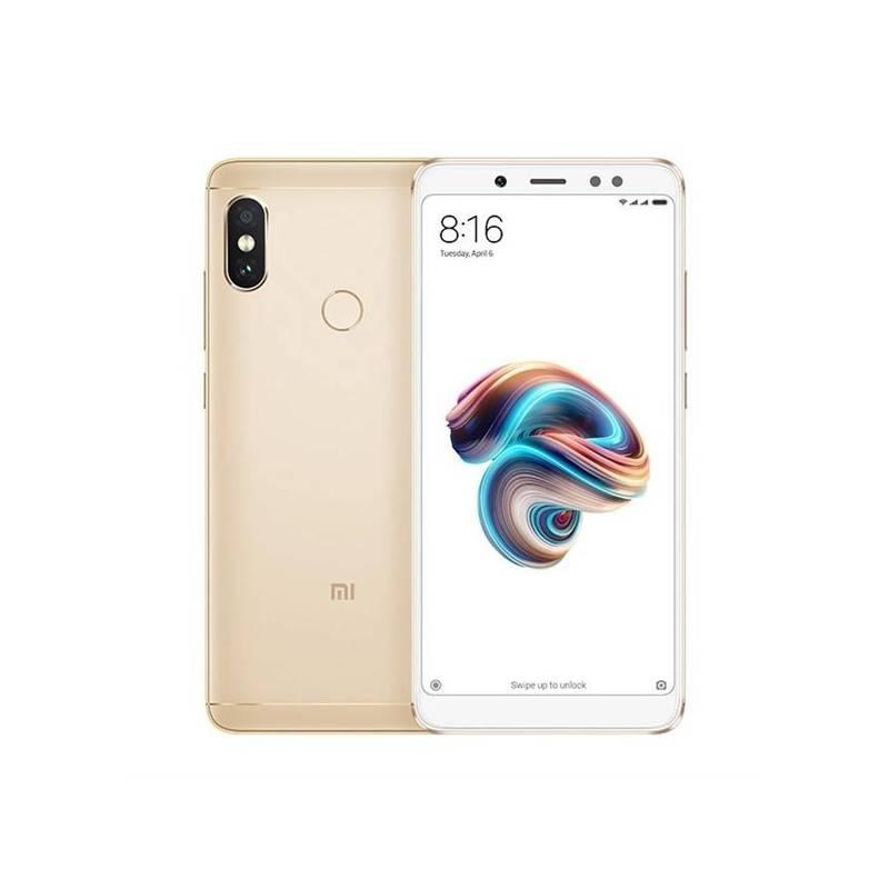 Mobilný telefón Xiaomi Redmi Note 5 32 GB (18134) zlatý Software F-Secure SAFE, 3 zařízení / 6 měsíců (zdarma) + Doprava zadarmo