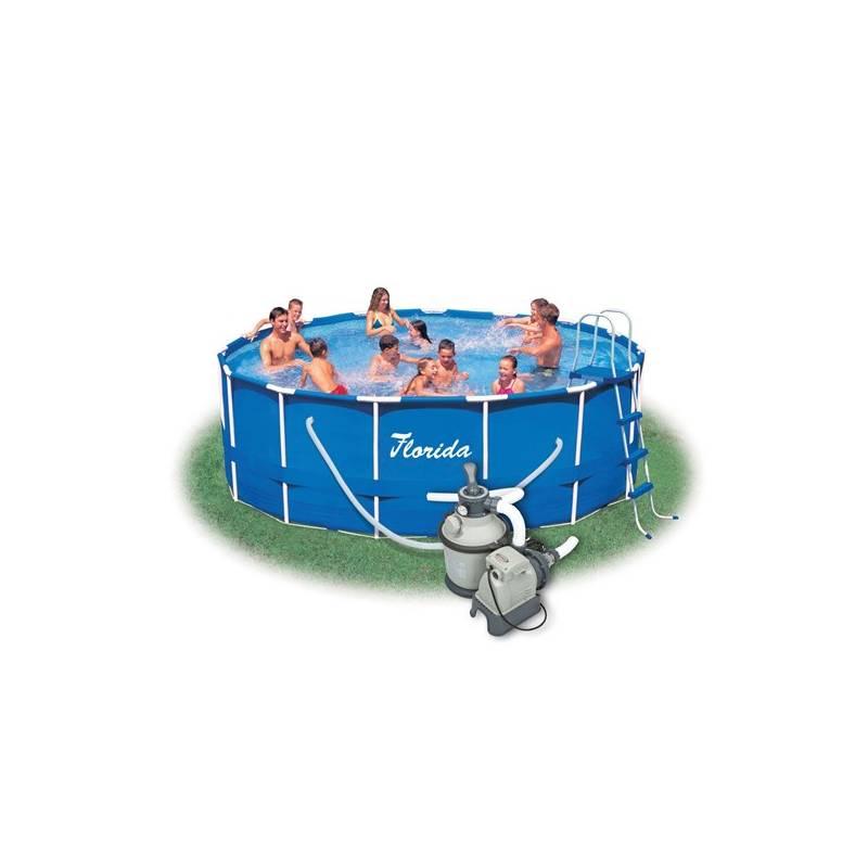 Bazén kruhový Marimex Florida 4,57x1,22, 10340121 + Doprava zadarmo