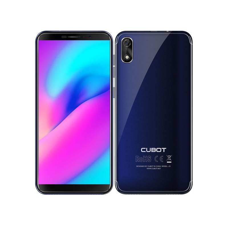 Mobilný telefón CUBOT J3 Dual SIM (PH3841) modrý