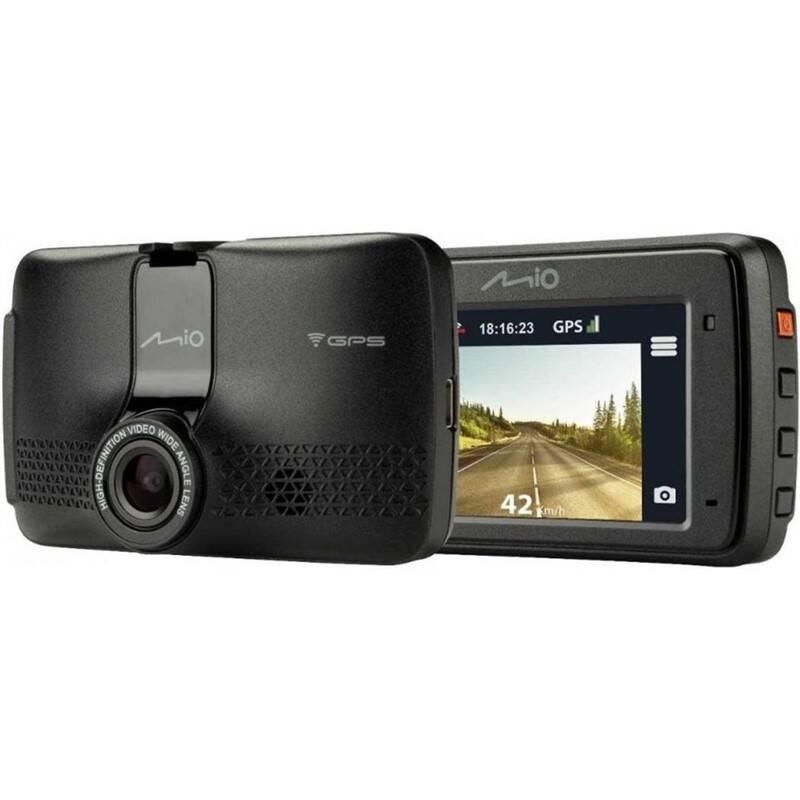 Autokamera Mio MiVue 733 Wi-Fi (5415N5830001) čierna + Doprava zadarmo