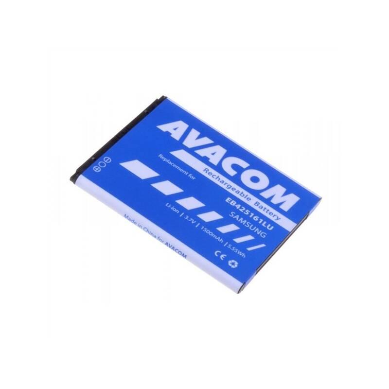 Batéria Avacom pro Samsung Trend, Trend Plus, Ace 2, 1500mAh (náhrada EB425161LU) (GSSA-I8160-S1500A)