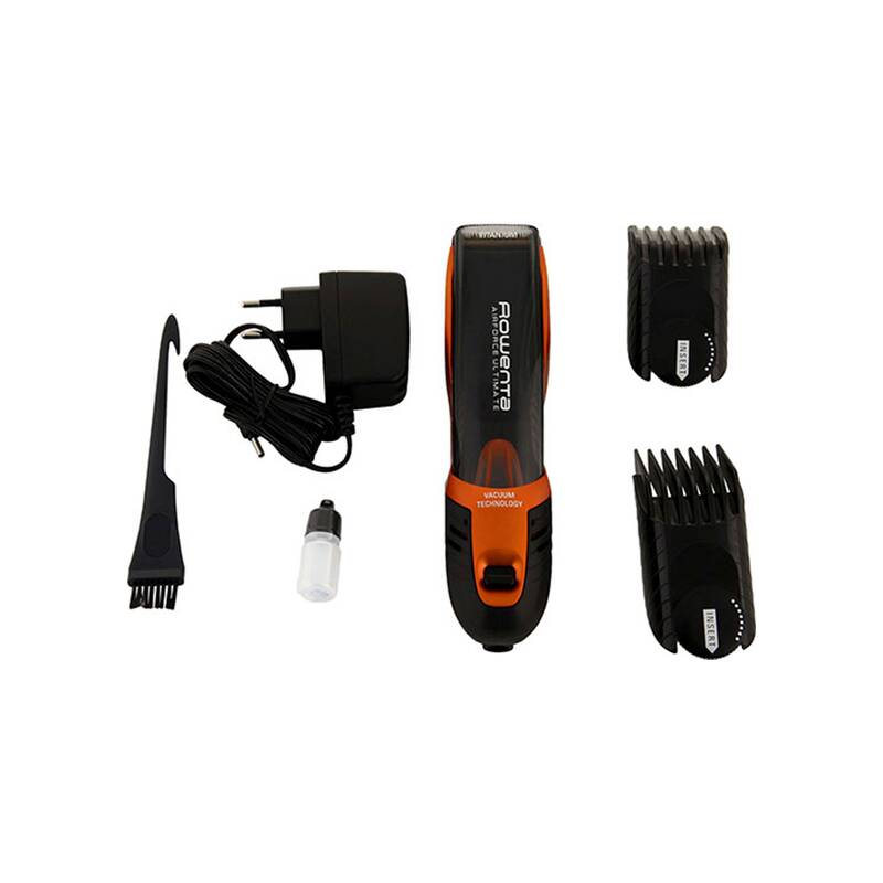 Zastrihávač vlasov Rowenta TN9300F6 čierny/oranžový + Doprava zadarmo