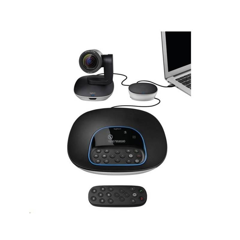 Webkamera Logitech ConferenceCam (960-001057) černá