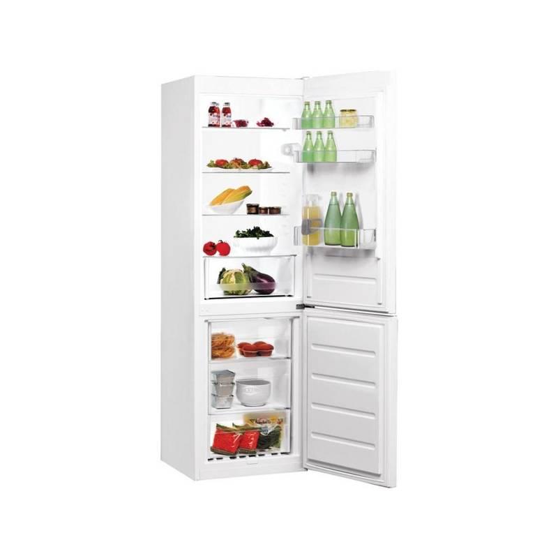Kombinácia chladničky s mrazničkou Whirlpool BLF 8121 W biela